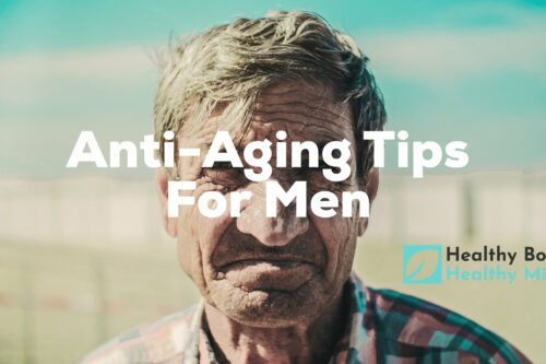 anti-aging tips for men
