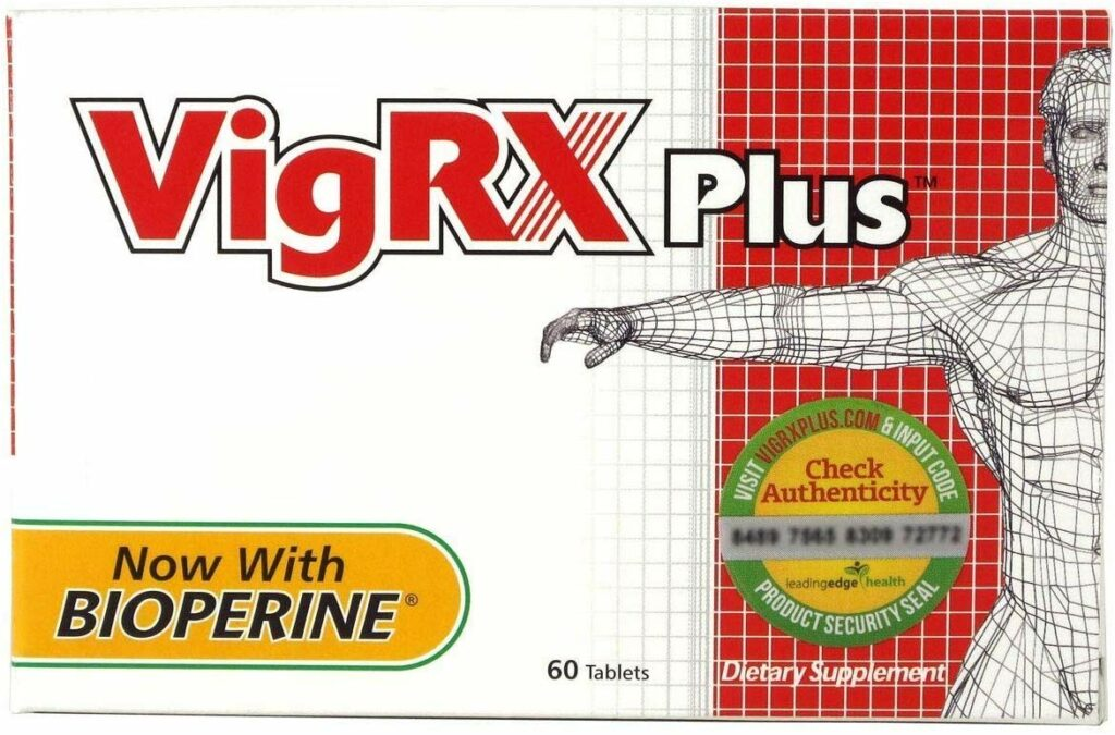 Vigrx Plus Best Male Enhancement Pill