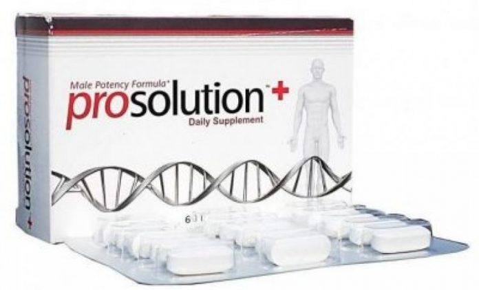 prosolution plus male enhancement pill