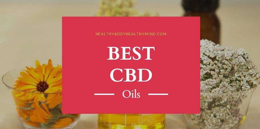 best cbd oil review by healthy body healthy mind