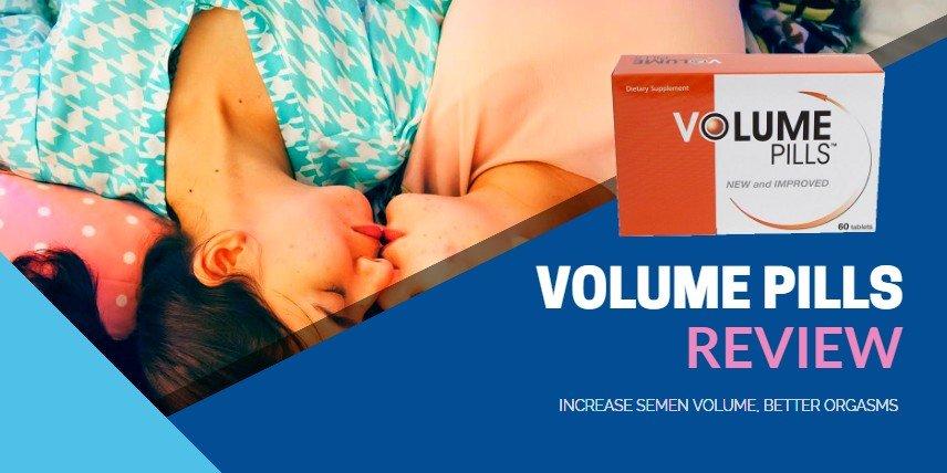 Pills sex volume recommend