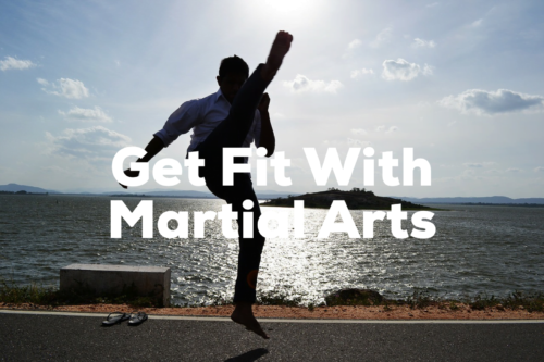 Exercise With Martial Arts