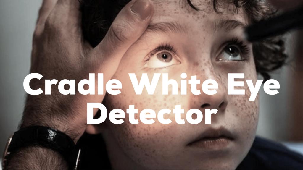White eye detector