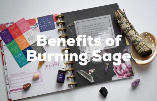 Buring Sage