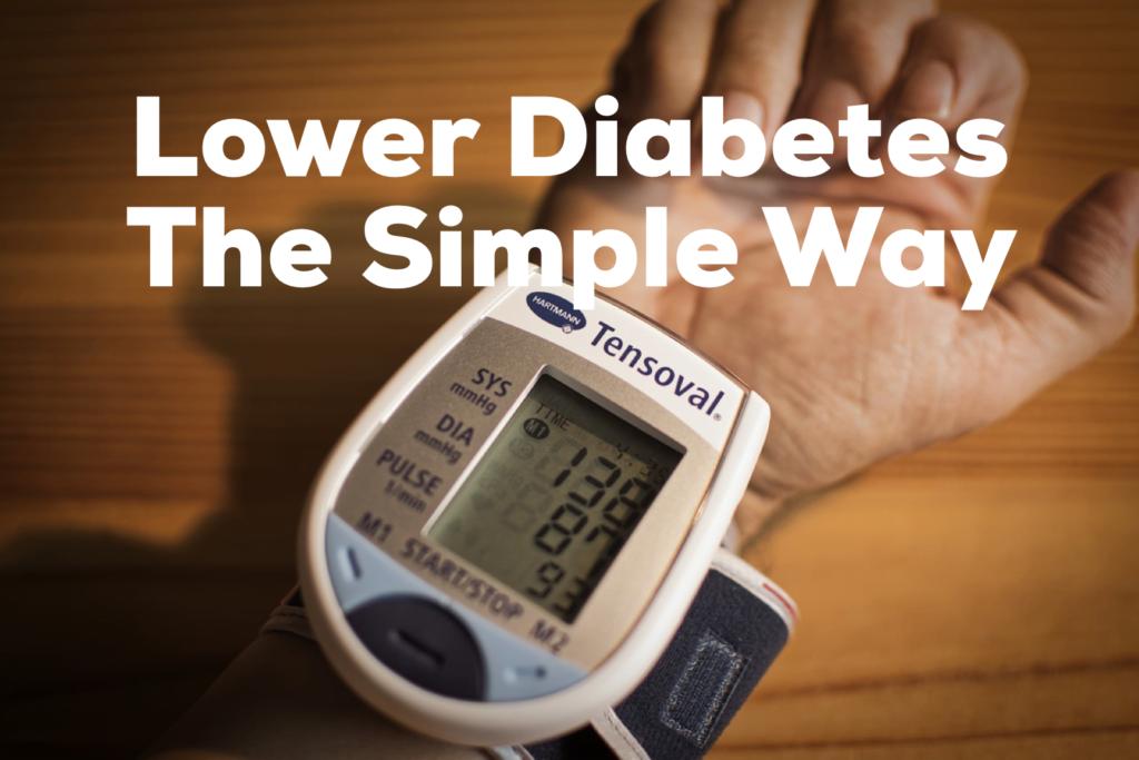 lower diabetes