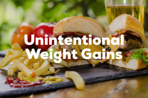 Unintentional Weight Gain
