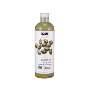 NOW Solutions, Castor Oil