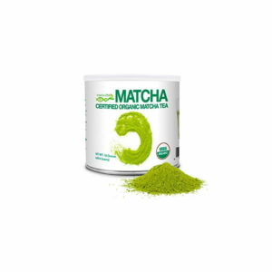 MatchaDNA 1 LB Certified Organic Matcha Green Tea Powder
