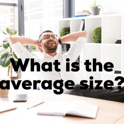 What is the average size penis