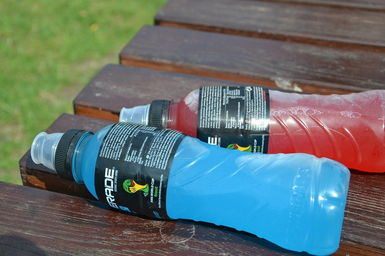sports drinks for hangover