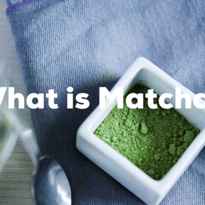 What is Matcha? - Healthy Body Healthy Mind