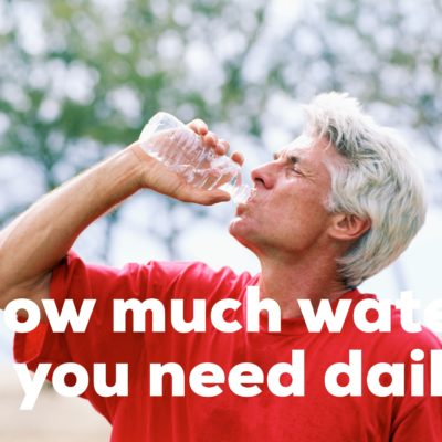 How Much Water Should You Drink Daily? We Review the Science