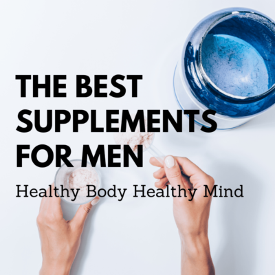 The Best Health Supplements for men