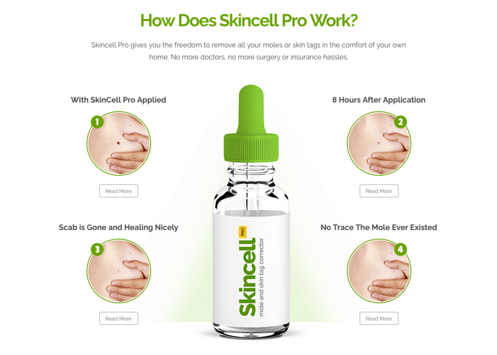 Skincell Pro Reviews: Skin Tag & Mole Removal Serum - Best..
