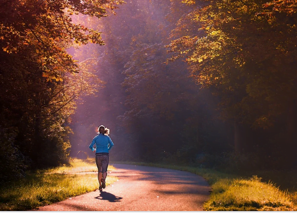 20 Great Reasons to Walk in the Morning